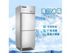 SC-C2广州新麦酒店餐厅超市商用冰箱双门