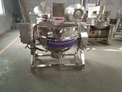 电加热夹层锅雄厚国际电加热夹层锅专业生产设备
