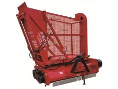 秸秆回收机价格及图片 新款玉米秸秆回收机 秸秆青储回收机
