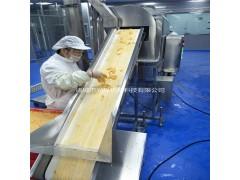 滚筒式鸡米花上粉机 鱼米条鱼鳞状自动裹粉机 上淀粉机