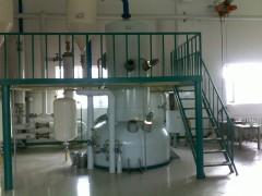 菜籽油精炼设备 油精炼机组 精炼厂家直供 企鹅机械