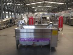电加热油水分离油炸机型号DYZ1200A