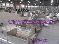 MQT1500型全自动土豆清洗去皮机