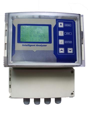 恒美HM-SZ03水质在线分析仪