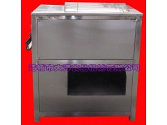 现货销售电动型连续式马鲛鱼切片机