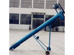 加工定做圆管螺旋上料机厂家 螺旋输送机 粉末蛟龙提升机