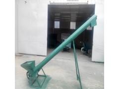 3米长碳钢管提升机 干砂装灌螺旋提升机实力厂家