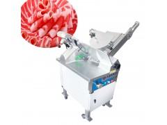九盈机械冻肉切片机,切羊肉卷,火锅店切肥牛机JYR-350
