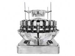 高速智能多物料混合定量称重机械多头计量组合秤