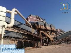 白城矿山石料破碎筛分除尘器厂家成套设备方案图纸