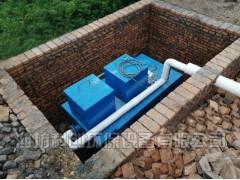 机身加厚生活污水处理设备防腐