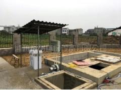 乡镇医院污水处理设备土建参数