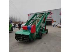 青贮取料机代理价格 奶牛场青贮刮料机 大型秸秆取草机