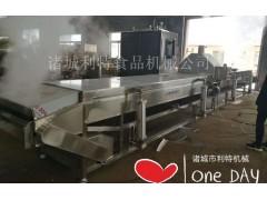利特机械圆葱蒸煮机  圆葱蒸煮生产线  圆葱加工设备