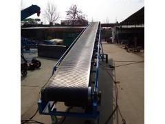不跑偏U型槽皮带输送机 低成本爬坡输送机按要求定制