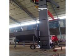 砂石料TB系列斗式提升机 双板链矿渣输送机