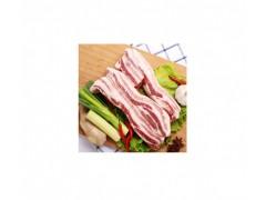 西班牙原装进口伊比利亚黑猪五花肉 约1900g