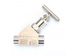 进口承插焊高压针阀-德国莱克LIK承插焊高压针阀