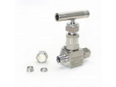 进口高压卡套式针阀-德国莱克LIK进口高压卡套式针阀