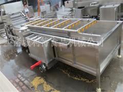 沙漠王葡萄干清洗机 绿葡萄干清洗机 葡萄清洗干机器
