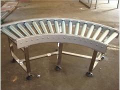 洛阳双层动力滚筒输送线 线和转弯滚筒线铝型材xy1