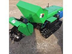 促销自走式开沟机 新型重型开沟机适用各种山地丘陵xy1
