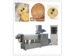 酱油饼干生产线米饼膨化机酱油饼膨化机