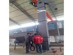 垂直型玉米粒提升机能耗低 TD系列循环式斗提机厂家