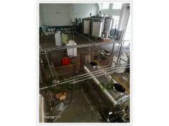 多功能牛奶深加工生产线酸奶生产线酸奶生产设备