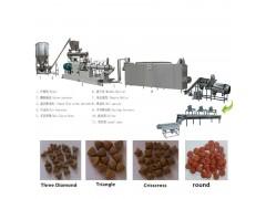 2吨/h湿法上浮鱼饲料生产线 水产饲料设备 狗饲料生产设备