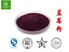 蓝莓果粉 蓝莓果汁粉 蓝莓花青素 99%天然 无香精香料