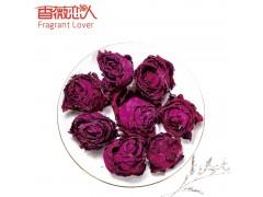 香薇恋人 玫瑰花茶 重瓣红玫瑰花朵