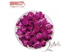 香薇恋人 玫瑰花茶 重瓣红玫瑰花冠