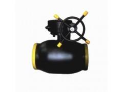 富林克泵阀-蜗轮全焊接球阀
