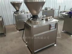 蒜肠灌肠机  自动液压灌肠机  灌肠机生产厂家