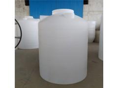 富航2T白色圆形塑料桶