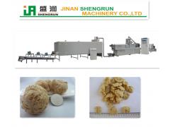 TSE85大豆组织蛋白生产设备