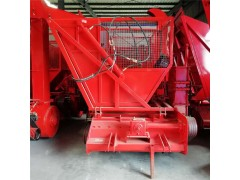 青储玉米秸秆饲料机  玉米青贮收获机 青储饲料收割机厂家