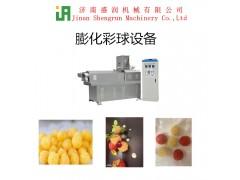 供应膨化食品生产线  玉米休闲食品双螺杆膨化机
