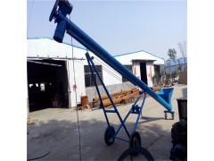 支持定做螺旋提升机  粉料用轴承密封上料机