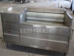 牡蛎毛刷清洗机 毛刷清洗机价格  海鲜清洗机
