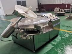 200型香肠斩拌机 腊肠变频斩切机 大型斩拌机在线咨询