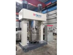 1100L双行星动力混合机 聚氨酯密封胶设备 密封胶搅拌机