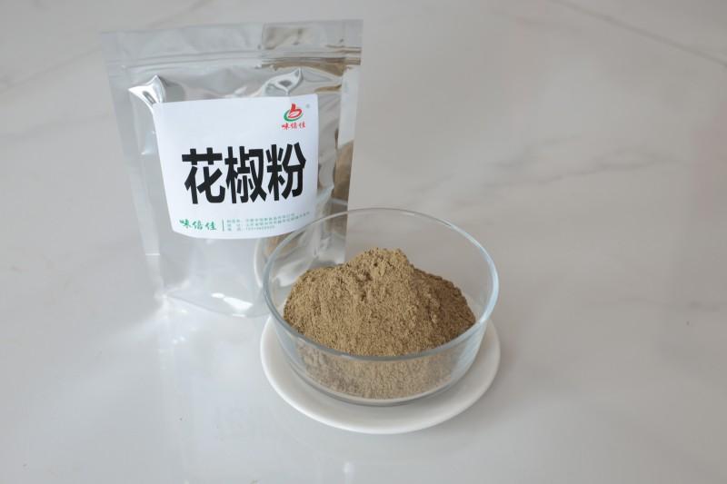 花椒粉 天然植物香辛料青花椒粉 调味品厂家