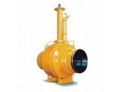 富林克泵阀-直埋式全焊接球阀
