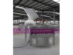 电加热自动翻料式油炸锅型号DYZ1500A