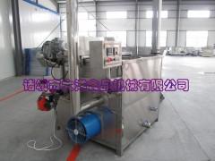 QYZ1500A型自动翻料式燃气油炸锅