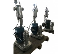 阻燃剂高剪切细化分散机
