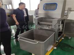 不锈钢牛肉盐水注射机  小型盐水注射机  全自动盐水注射设备