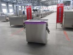 简单易操作型冷鲜肉绞肉机时产400kg/h